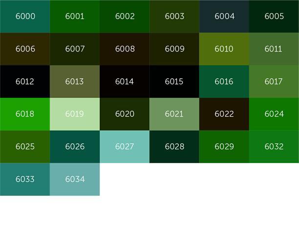 зеленая серия